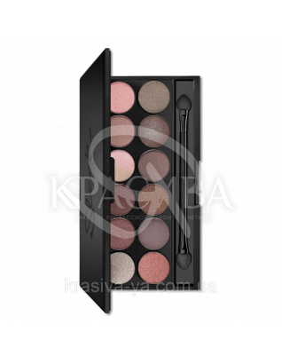 Sleek I-Divine Palette Goodnight Sweetheart - Палетка тіней для повік, 12*1.1 м : Sleek make up