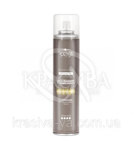 HC IS Спрей для блеска волос без газа сильной фиксации, 300 мл - 1