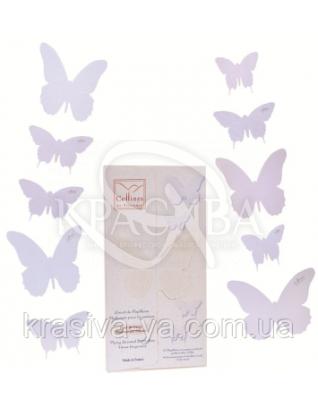 """CP Ароматизатор повітря інтер'єрний у формі метеликів, аромат """"Антична троянда""""/Flying Scented Buterflies (10 шт) : Ароматизатори для будинку"""