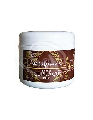Маска для волос с маслом купуасу и макадамии, 250 мл