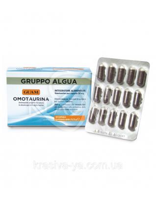 Пищевой комплексный продукт Omotaurina для специального диетического потребления, 30шт. 15.75 г : Диетические и пищевые добавки