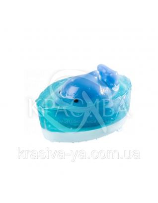 Глицериновое детское мыло Дельфин / Маленькая игрушка, 60 г : Для детей