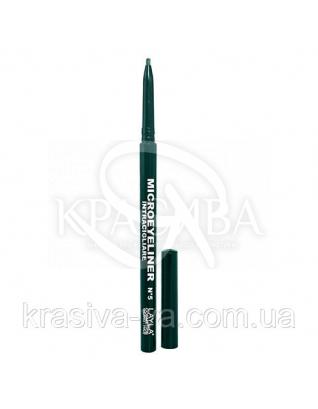 Подводка для глаз Micro Eyeliner - Emerald Green, 6 мл : Подводка для глаз