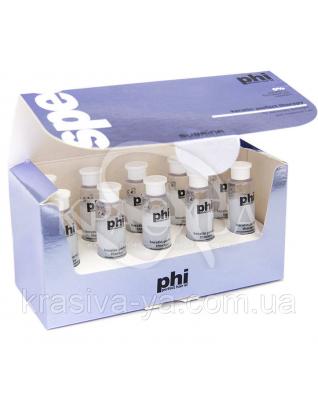 Subrino PHI Лосьон, кератиновые капли в ампулах для укрепления волос, 10 * 13 мл