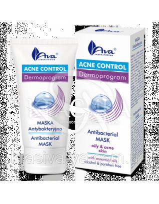 Антибактеріальна маска - Acne Control-Antibacterial Mask, 50 мл : Ava Laboratorium