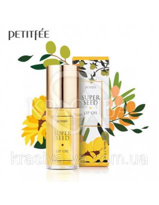 Масло для губ PETITFEE Super Seed Lip Oil, 3.5 м : PETITFEE