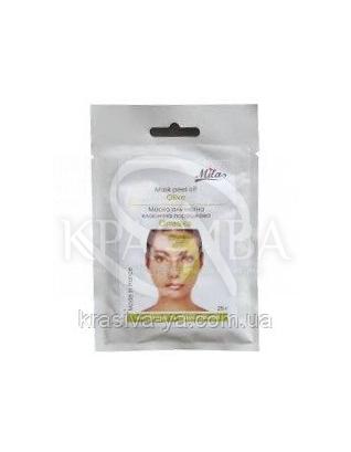 """Альгінатна маска """"Оливка"""", 250 г : TM Mila"""