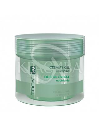 ING Живильний крем-масло для волосся, 250 мл : Крем для волосся