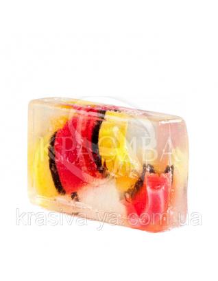 Глицериновое мыло куб ORG - Влюбленная пчела, 100 г : Мыло