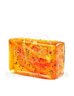Глицериновое мыло куб ORG - Апельсин и Чили, 100 г : Мыло