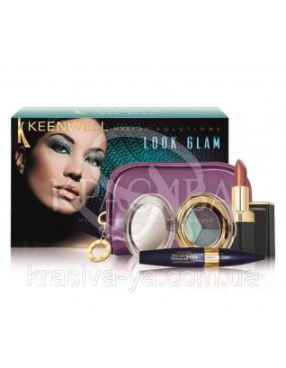 Набор косметики Look Glam, (4г+4г+7мл+1шт) : Beauty-наборы для макияжа