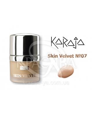 Karaja Тональний крем Skin Velvet 07, 27 мл