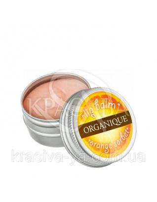 Бальзам для губ - апельсиновый щербет, 15 мл : Уход для губ