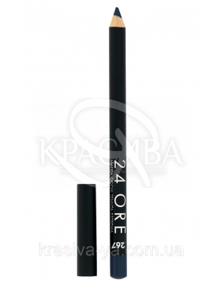 """Стойкий косметический карандаш для глаз """"24 Ore Eye Pencil"""" 267, 1.5 г : Контурный карандаш"""