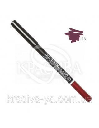 Олівець для губ Lip Liner New 023, 1.5 м : Layla