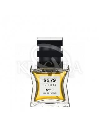 Парфумована вода № 19 : SG79 STHLM