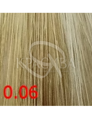 Cutrin Aurora Demi Color - Безаммиачная краска для волос 0.06 Перламутровый, 60 мл :