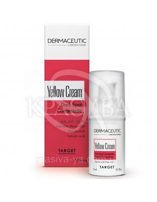Yellow Cream Нічний депігментуючий крем, 15 мл : Dermaceutic Laboratoire