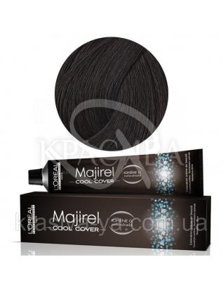 Majirel Cool Cover - Крем-краска для волос тон 4 шатен, 50 мл