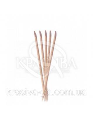 Beter Набор деревянных палочек для маникюра, 5 шт*11.5 см : Товары для маникюра и педикюра