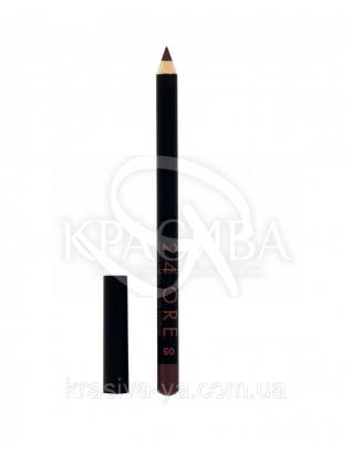 "Стойкий косметический карандаш для губ ""Lip Pencil 24 Ore"" 05 Chocolate, 1.5 г : Карандаш для губ"