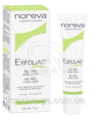 Exfoliac NC Гель для локального нанесения, 30 мл : Гель для лица