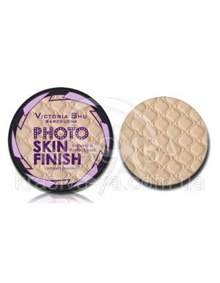 VS Photo Skinfinish Powder Пудра компактная 319, 8 г : Пудра для лица