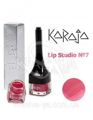 Karaja Губна помада Lip Studio 7 Pink, 2.5 мл