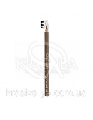 DC Make-up Eyebrow Pencil 01 Карандаш для бровей с щеткой, 1.6 г : Карандаш для бровей