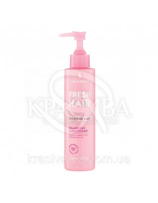 Балансуючий кондиціонер з рожевою глиною Fresh Hair Balancing Conditioner, 200 мл : Lee Stafford