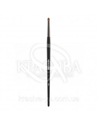 138 Eyeshadow and lip brush, sable - Кисть для тіней, ворс соболь : Nastelle