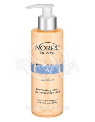 Зволожуючий, себорегулюючий тонік для жирної і комбінованої шкіри, 200мл : Norel