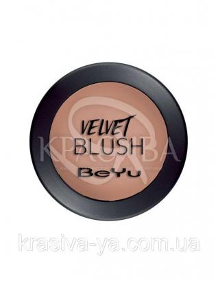 """Компактные румяна """"Velvet Blush"""" 06, 4 г : Румяна"""