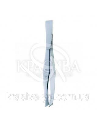 Beter Пинцет для удаления волос с косыми кончиками, хромированные, 7.4 см : Аксессуары