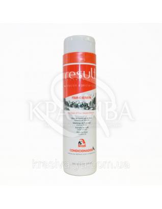 Four-C EKO Conditioner Зволожуюча маска для домашнього догляду, 300 мл