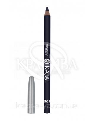 """Косметический карандаш для глаз """"Kajal Pencil"""" 120 Royal Blue1.5 г"""