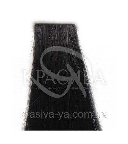 Keen Крем - краска без аммиака для волос Velveet Colour 1.8'Иссиня-черный, 100 мл - 1