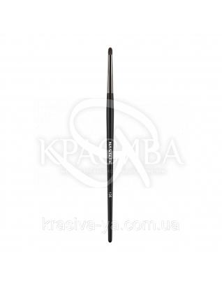134 Eyeshadow brush, squirrel - Кисть для тіней, ворс білки : Nastelle