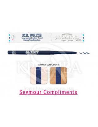 The Balm Mr. Write Seymour - Стойкий карандаш для глаз Compliments, 0.35 г : TheBalm