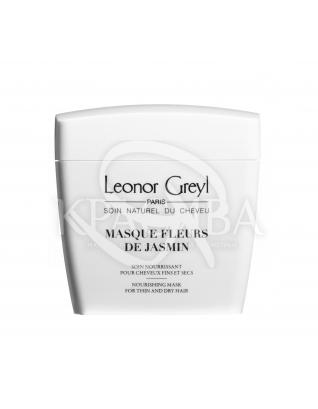 Маска для догляду за волоссям з квіток жасмину : Leonor Greyl