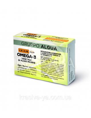 Пищевой комплексный продукт водоросль Omega-3 Le Plus для специального диетического потребления,30шт. 23.73 г : Диетические и пищевые добавки