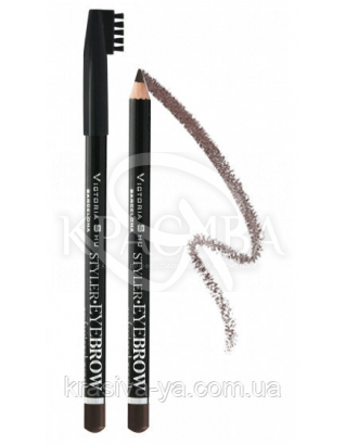 VS Styler Eyebrow Карандаш для бровей 204, 0.78 г : Карандаш для бровей