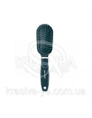 Beter BR Щітка масажна, нейлонова щетина і захисні кінчики, міні Neo Colors, 23 см : Аксесуари для волосся