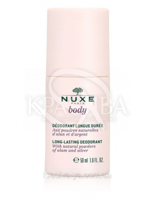 Нюкс Боди роликовый дезодорант, 50 мл : Nuxe