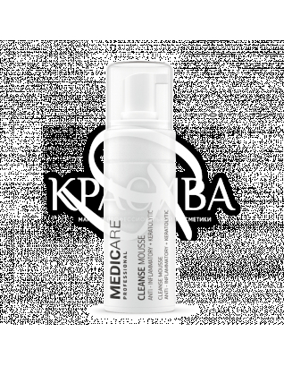 Cleanse Mousse Anti-Inflammatory + Keratolytic Очищающая пенка для проблемной кожи, 150 мл : Пенка для лица
