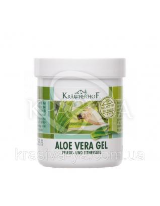 Krauterhof Гель для догляду за шкірою після заняття спортом з Алое Віра, 100 мл : Гелі для тіла