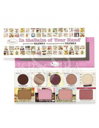 The Balm Palettes In TheBalm Of Your Hand - Палетка  для макияжа, 19.77 г : Палетки