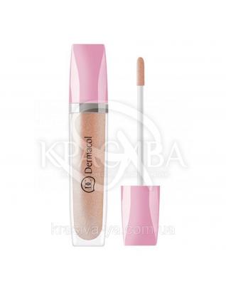 DC Make-up Shimmering Lip Gloss 04 блиск для губ з ароматом винограду, 8 мл : Блиск для губ