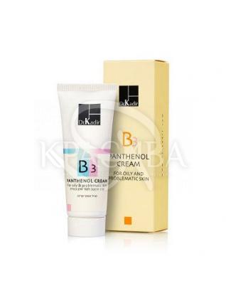 Лечеый крем з пантенолом для жирної і проблемної шкіри B3, 75 мл :