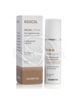 Kojicol Skin Lightener Gel - Отбеливающий гель, 30 мл